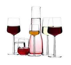 essence white wine glass Set 2