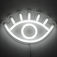 Eye Led Neon Wall Light lamps Amped