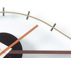 George Nelson eye clock by Vitra