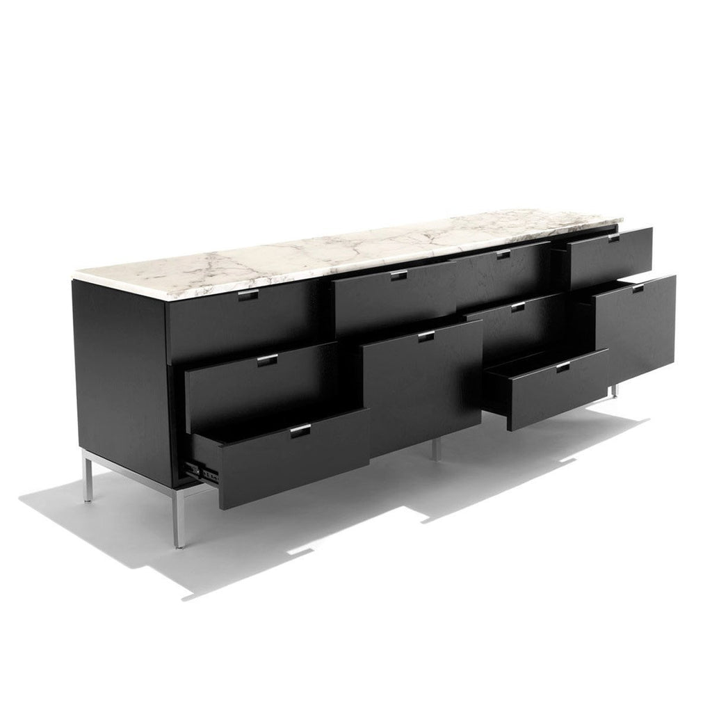 knoll credenza   position with drawers - florence knoll credenza   position with drawers