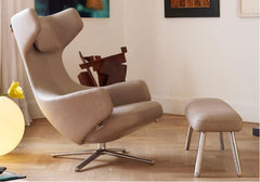 Grand Repos and Panchina lounge chair Vitra