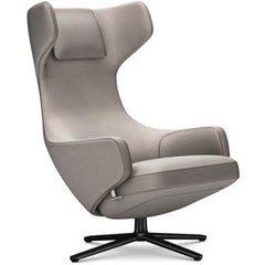 Grand Repos Lounge Chair lounge chair Vitra Basic Dark 16.1-Inch Cosy Contrast - Fossil - 02