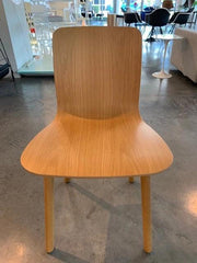 HAL Ply Wood Chair ***Floor Sample ****