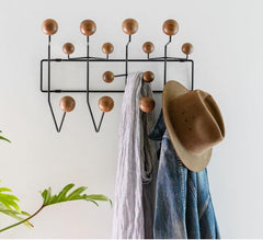 Eames Hang It All Coat Rack Coat Hooks herman miller