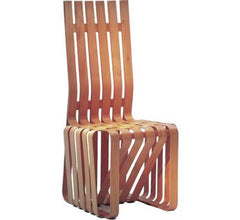 Gehry High Sticking Chair Side/Dining Knoll