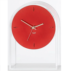 Air Du Temps Clock Metal