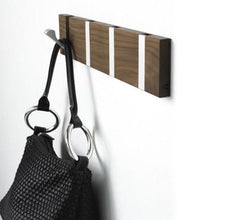 Knax Horizontal Wood Coat Hook