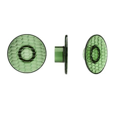 Jellies Coat Hangers Bowl Kartell Large Transparent Green
