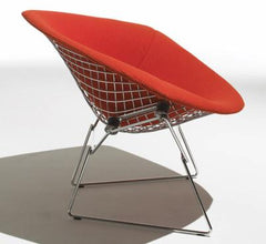 Bertoia Large Diamond Chair lounge chair Knoll