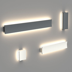 Lineacurve LED Wall/Ceiling Light wall / ceiling lamps Artemide