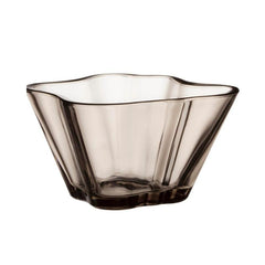 Alvar Aalto Decorative Bowl Bowl iittala Linen