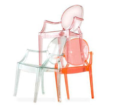 Lou Lou Ghost - Child's Chair kids Kartell