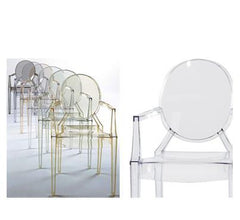 Louis Ghost Side/Dining Kartell