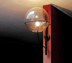 Lyndon Outdoor Wall Light 160 Wall Lights Oluce