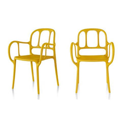 Magis Mila Stacking Chair 2-Pack