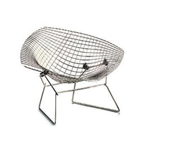 Miniature Bertoia Diamond Chair by Vitra
