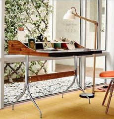 Nelson Swag Leg Desk by Herman Miller Desk's herman miller