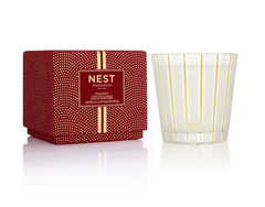 Holiday 3-Wick Candle Candles / Diffusers Nest Fragrance
