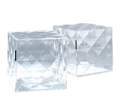 Optic Cube side/end table Kartell