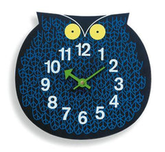 Omar the Owl Zoo Timer by Vitra Clocks Vitra