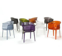 Papyrus Stacking Chair Side/Dining Kartell