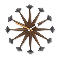 Polygon Wall Clock by Vitra