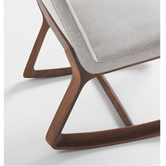 Remix Rocking Chair lounge chair Bernhardt Design
