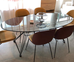 Bontempi Sander Dining Table ***Floor Sample***