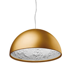 Skygarden Pendant Lamp hanging lamps Flos S2 gold