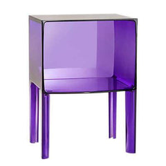 Small Ghost Buster side/end table Kartell Transparent Violet