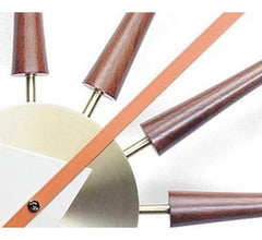 George Nelson Spindle Clock by Vitra Clocks Vitra