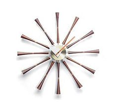 George Nelson Spindle Clock by Vitra
