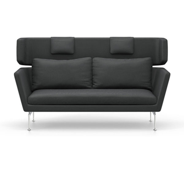 Suita two seater firm sofa w head section