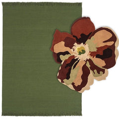 "Bloom 2 + Colors Suggestions Rug NaniMarquina Basil small - 5'7""x7'10"""