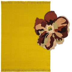 "Bloom 2 + Colors Suggestions Rug NaniMarquina Nectar large - 6'7""x9'10"""