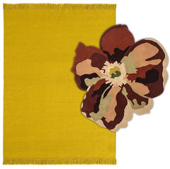 "Bloom 2 + Colors Suggestions Rug NaniMarquina Nectar small - 5'7""x7'10"""
