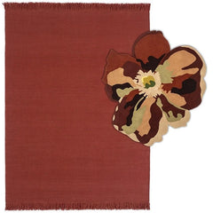 "Bloom 2 + Colors Suggestions Rug NaniMarquina Saffron large - 6'7""x9'10"""