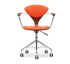 Task Arm Chair - Upholstered Seat & Back task chair Cherner Chair