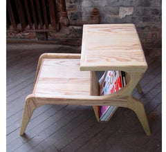 Tele Side Table by Ali Sandifer