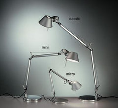 Tolomeo Mini Table Lamp Table Lamps Artemide