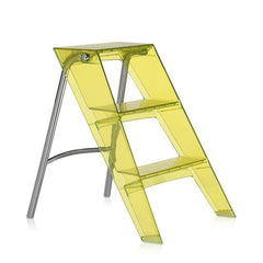 Upper Step Ladder Accessories Kartell Citron Yellow