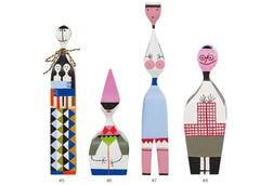 Wooden Dolls By Alexander Girard Art Vitra Doll # 5