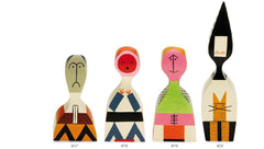Wooden Dolls By Alexander Girard Art Vitra Doll # 13