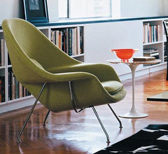 Womb Chair lounge chair Knoll