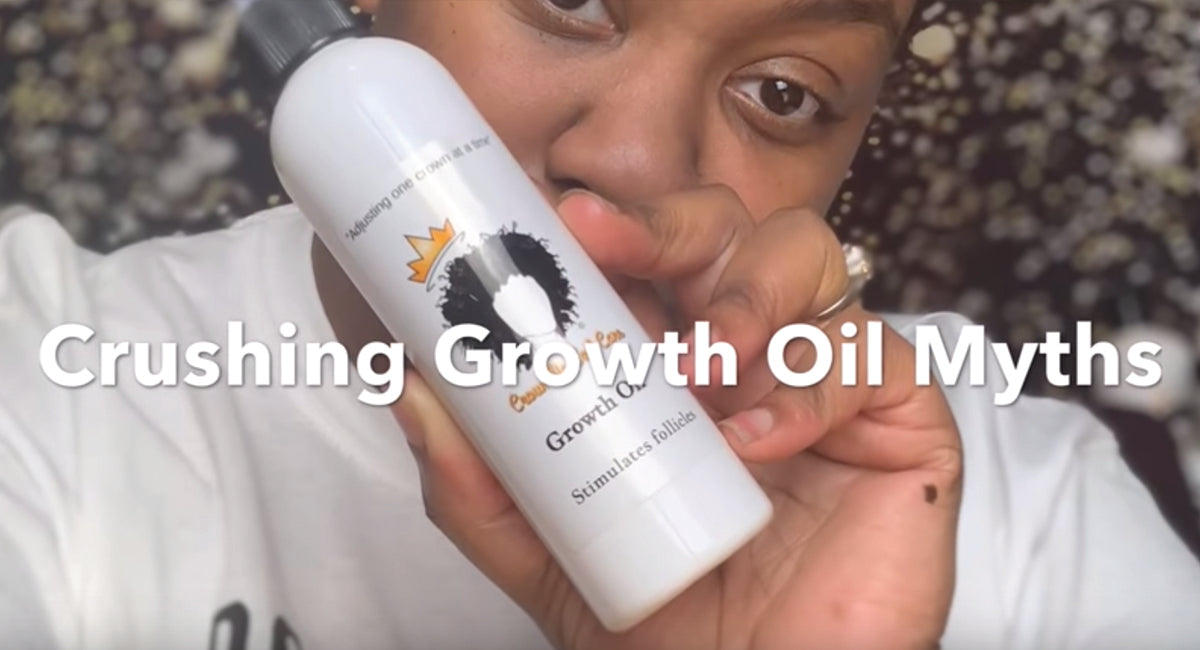 Busting Growth Oil Myths‼️