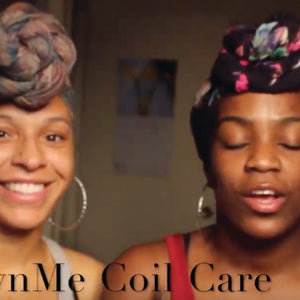 CrownMe Coil Care Product Review | Collab