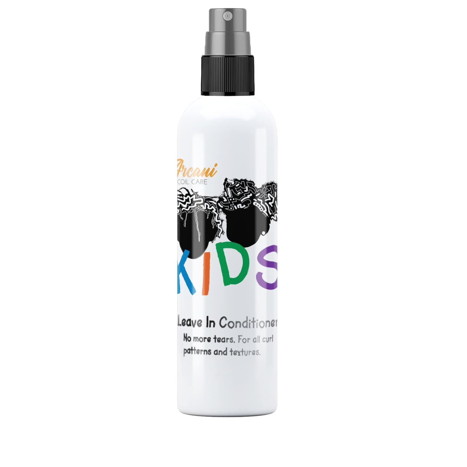 Arcani Coil Care Kids: Leave-In Detangler - Arcani Coil Care