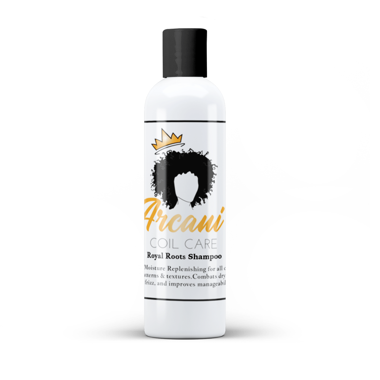 Royal Roots Shampoo - Arcani Coil Care