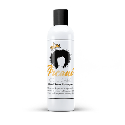 Royal Roots Shampoo - CrownMe Coil Care