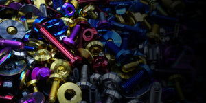 Dress Up Bolts Titanium Hardware
